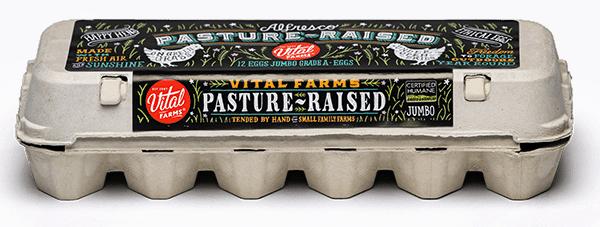 Pasture-Raised Eggs 12 Ct Jumbo Carton