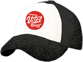 Vital Farms Baseball Cap Iluustration