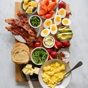 Brunch Board How-To