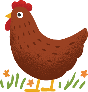 Vital Farms Hen Icon