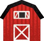 Red Barn Illustration