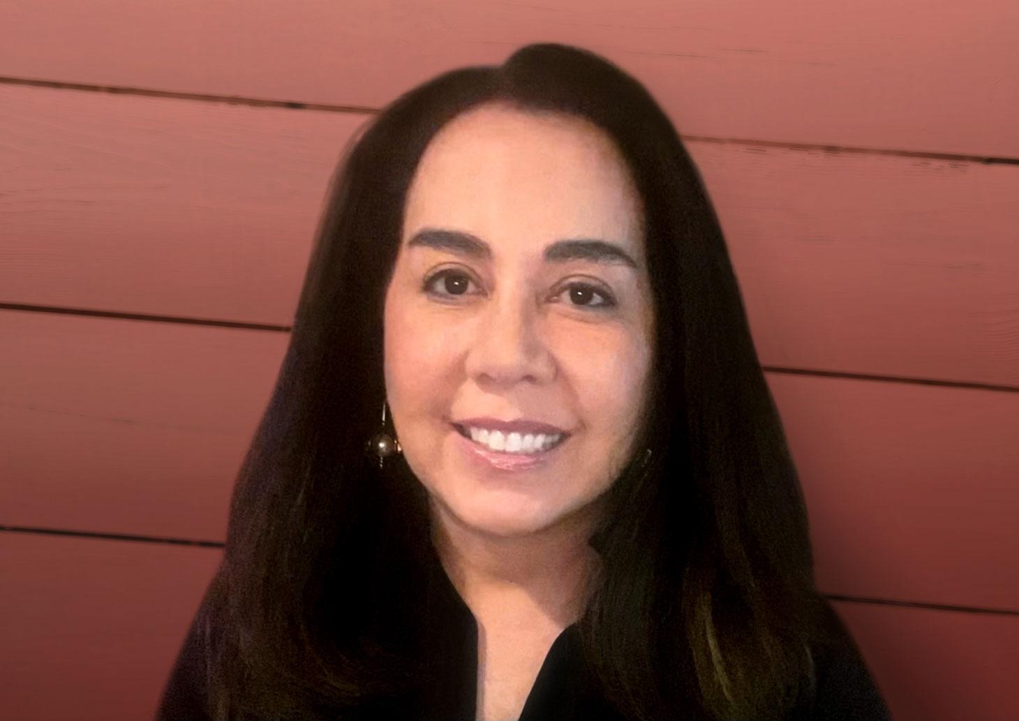 Portrait of Joanne Bal