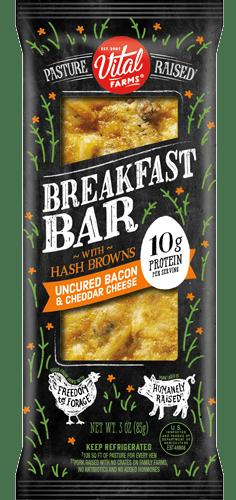 Vital Farms Breakfast Bar Package